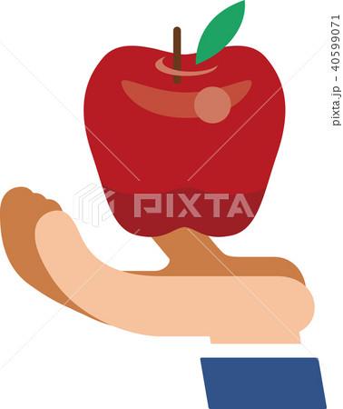 掌の上の林檎 40599071