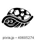 かめ カメ 亀のイラスト 40605274