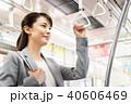 ビジネスウーマン(通勤) 撮影協力「京王電鉄株式会社」 40606469