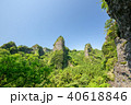 大不動岩屋からの眺め 40618846