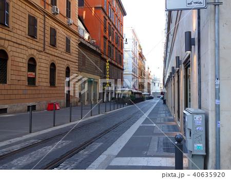イタリア ローマ 街並み Italy Roma Townscape 40635920