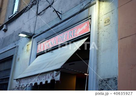 イタリア ローマ レストラン 外観 Italy Roma Restaurant appearance 40635927