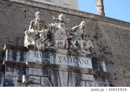 イタリア バチカン市国 バチカン美術館 彫刻 Italy Vatican Art Museum 40635928