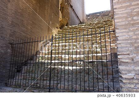 イタリア ローマ コロッセオ 立入禁止の階段 Italy Roma Colosseo 40635933