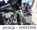 オートバイ Motorcycle Motorbike Bike 40635936
