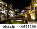 山形県 銀山温泉 40636299
