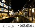 山形県 銀山温泉 40636301