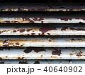 錆びあり トタンの模様 40640902
