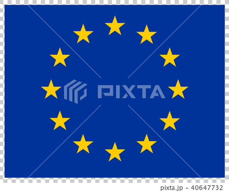 歐盟歐盟圖標標誌 40647732