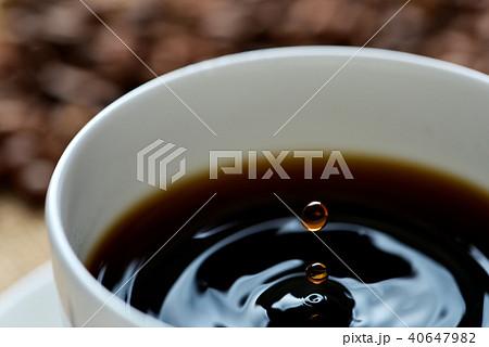 コーヒー 40647982