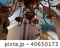 beautiful chandelier in the russian orthodox church 40650173
