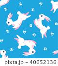 うさぎ ウサギ 兎のイラスト 40652136