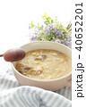 中華スープ コーンスープ スープの写真 40652201