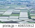 阿蘇盆地水田模様 40655912