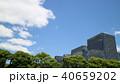 東京 千代田区 皇居周辺のビル 2018年5月 40659202