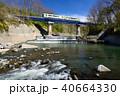 鉄橋 小海線 ローカル線の写真 40664330