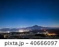 夜の大山 40666097