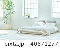 明るい寝室 40671277