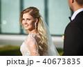 新婦 花嫁 ドレスの写真 40673835