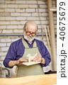 クラフト 工芸 大工の写真 40675679