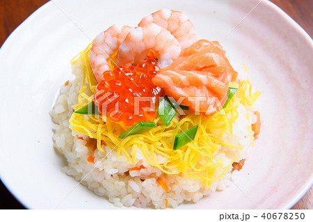 ちらし寿司 40678250