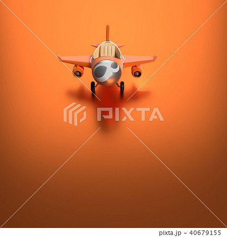 airplane toy minimal concept 40679155