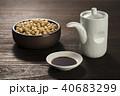 醤油 調味料 発酵食品の写真 40683299