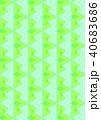 緑と白のグラデーション 40683686