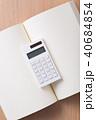 電卓 計算機 文房具の写真 40684854