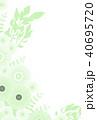 弔花のカード 40695720