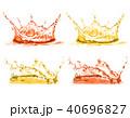 ベクター 立体 3Dのイラスト 40696827