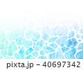 水紋 海 背景素材のイラスト 40697342