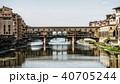 ベッキオ橋 ブリッジ 橋の写真 40705244