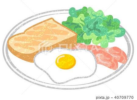 朝食 40709770