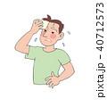 疲労・倦怠感 40712573