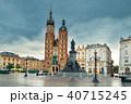ポーランド 聖堂 クラクフの写真 40715245