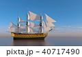 帆船 40717490