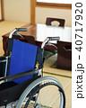 在宅介護 車椅子 和室の写真 40717920