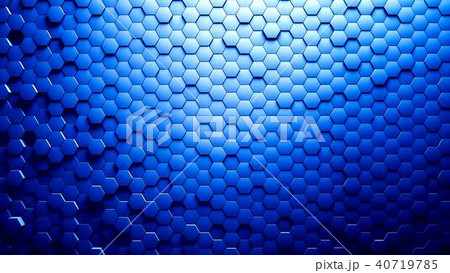 Abstract Hexagons Background 40719785