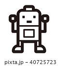 モノトーンアイコン(シリーズ) 40725723