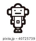 モノトーンアイコン(シリーズ) 40725739