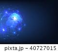 バックグラウンド 通信 連結のイラスト 40727015