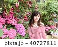 紫陽花 アジサイ あじさいの写真 40727811