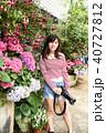 紫陽花 アジサイ あじさいの写真 40727812