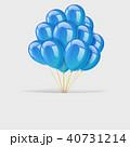 お誕生日 バースデー 誕生日のイラスト 40731214