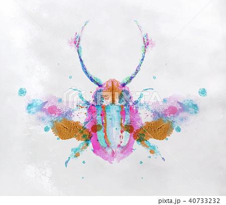 Monotype vivid beetle 40733232