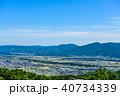 京都 亀岡の田園風景 40734339