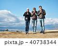 ポートレート 外国人 3人の写真 40738344