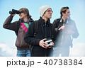 外国人 男性 女性の写真 40738384