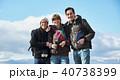 外国人 男性 女性の写真 40738399